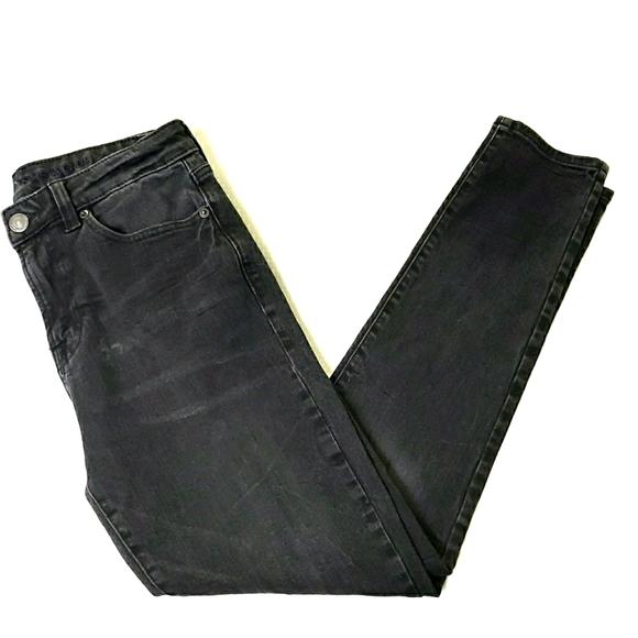 American Eagle Flex Black Skinny Jeans